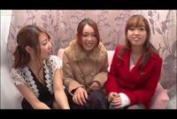 【素人レズ】初めての女同士でいきなり貝合わせ&イキまくり!Vol.04