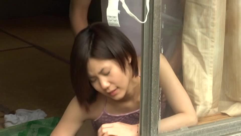 関西弁のブサ娘がエロ親父と変態サポ